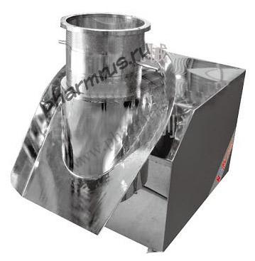 Роторный гранулятор серии ZL