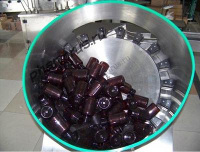 Транспортер-ориентатор бутылок, банок, флаконов