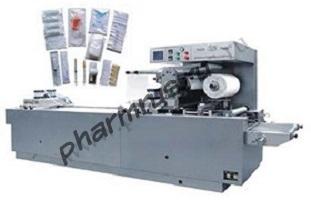 Машина пластинчатого типа для упаковывания в блистеры из мягкого (твердого) пластика DPB-420