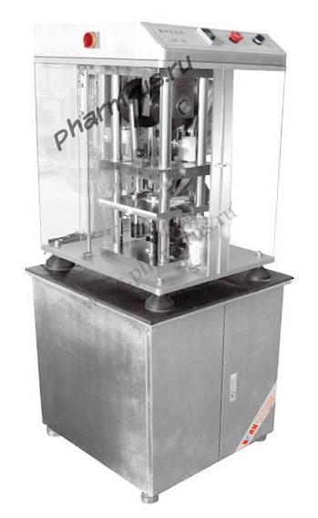 Однопуансонный таблеточный пресс, модель LSP-50