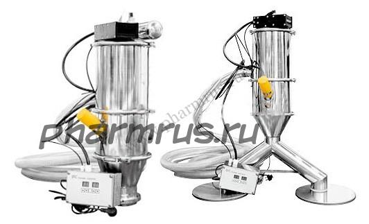 Пневматический вакуумный конвейер серии QVC