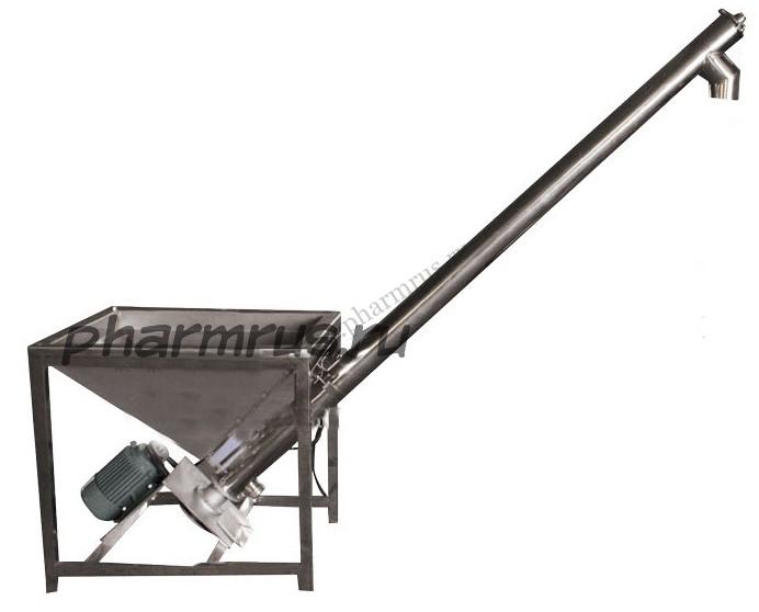 Шнековый конвейер серии GS