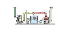 Машина для глазирования сахаром серии BY